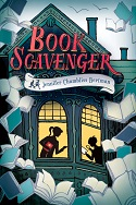 2016 05 Book Scavenger cover 125x188