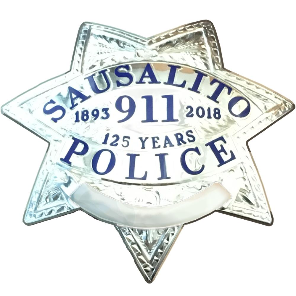 125 Badge