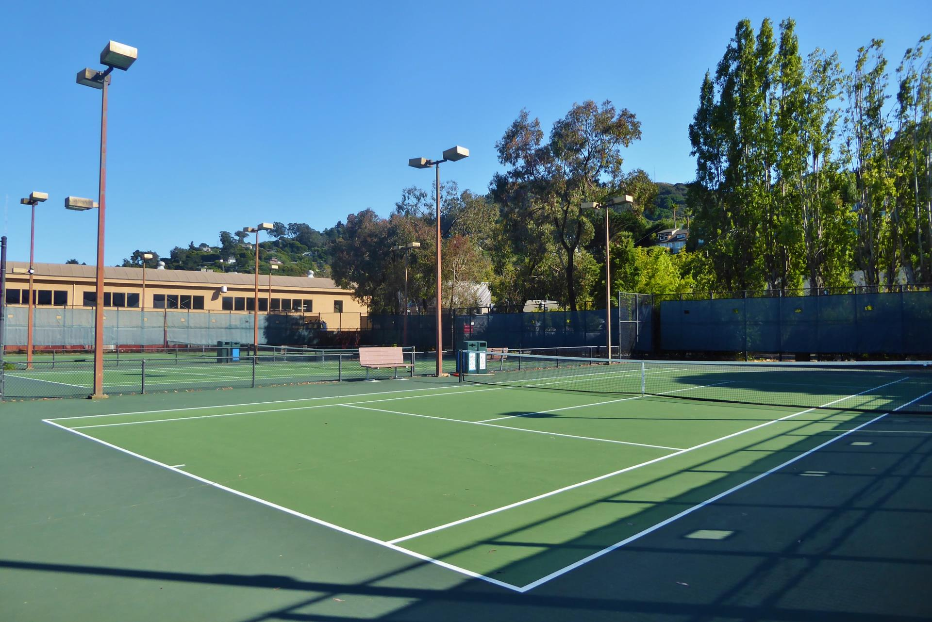 parks and facilities city of sausalito