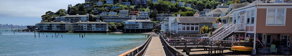Old Town Sausalito
