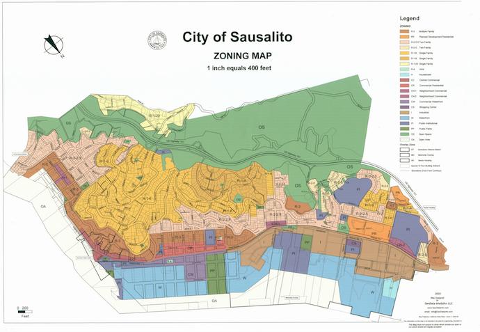 Zoning Ordinance | City of Sausalito
