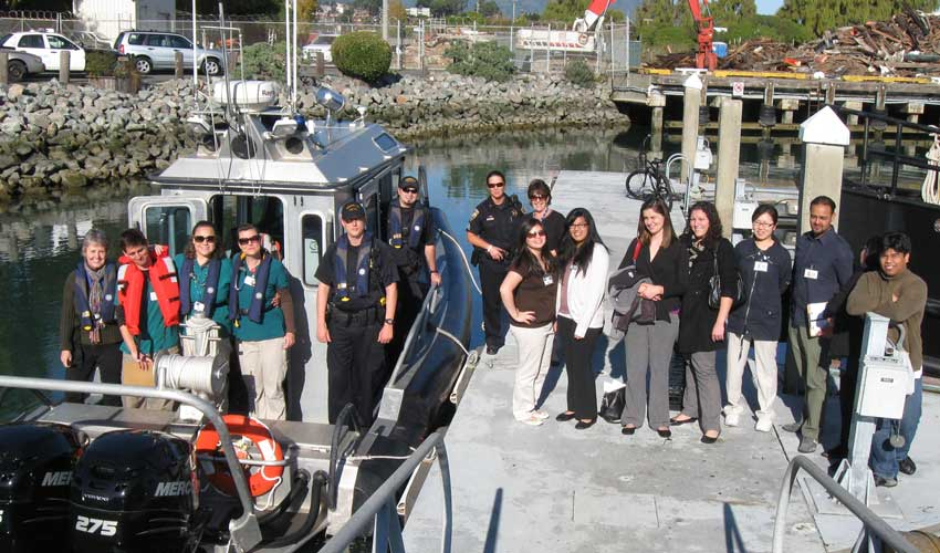Sausalito Police Homeless Advocacy Team - 2011