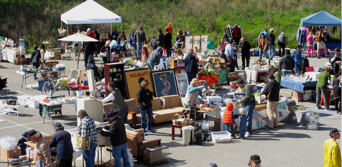 City Wide Yard Sale | City of Sausalito