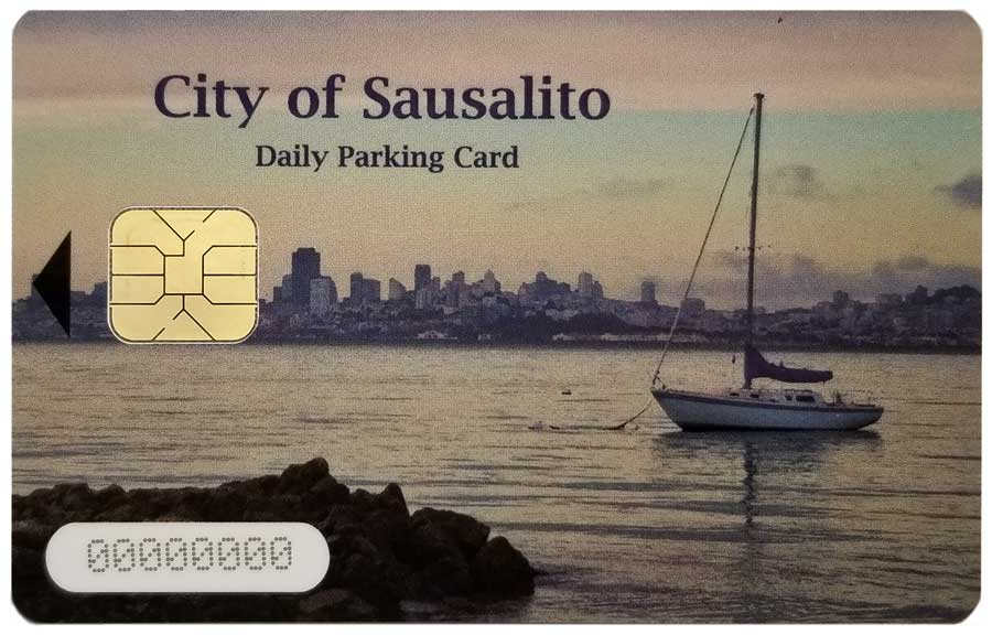 Daily Parking SmartCard