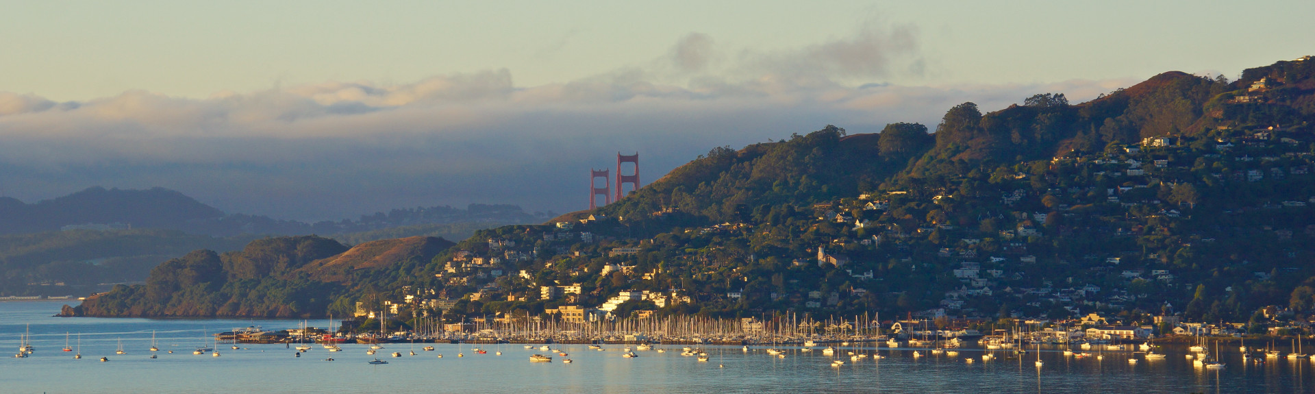 Sausalito Dawn - Mike Moyle