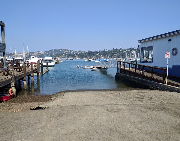 Turney Street Boat Ramp | Parks and Facilities | City of