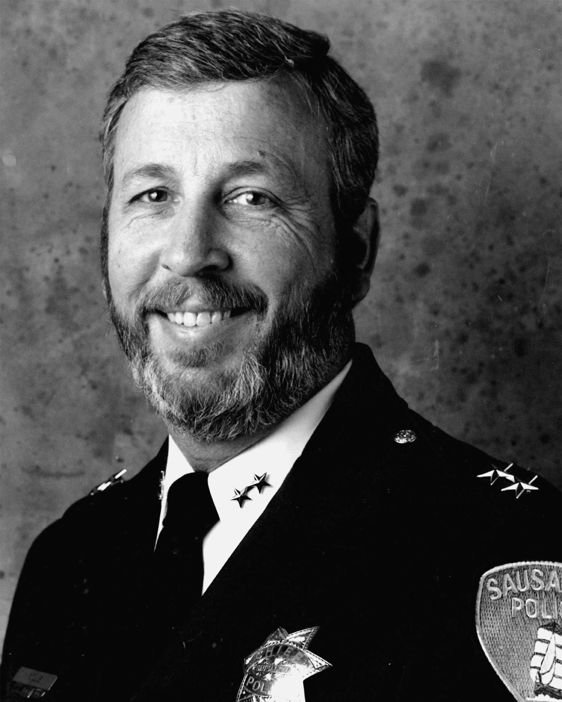 Chief Stephen M. Willis (1995-2000)