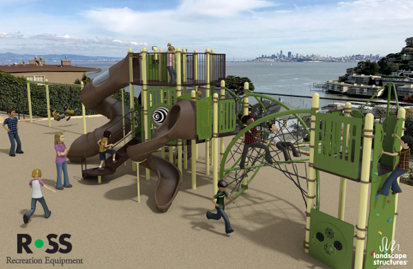 Southview Park Playground Equipment