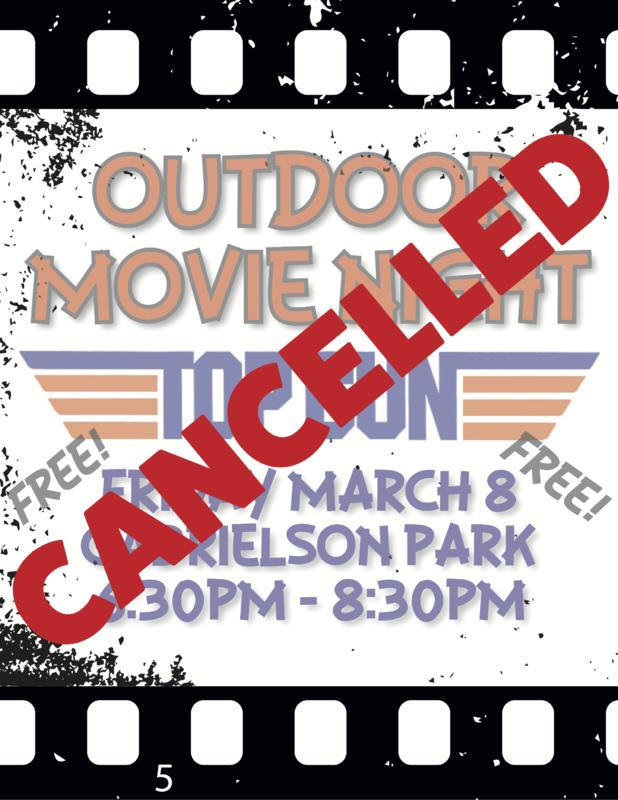 Cancelled Movie Night