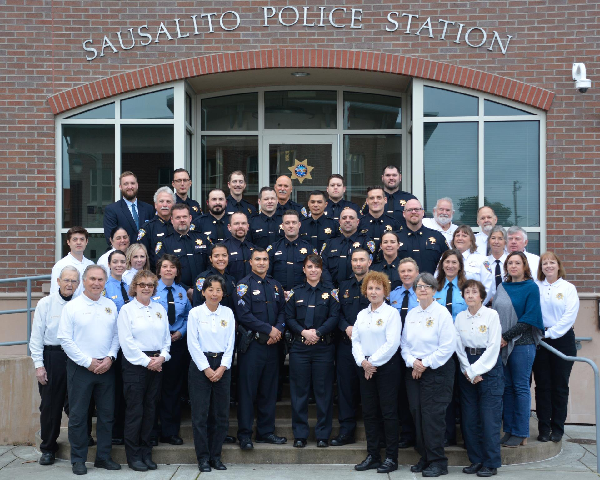 2019 SPD Department Photo