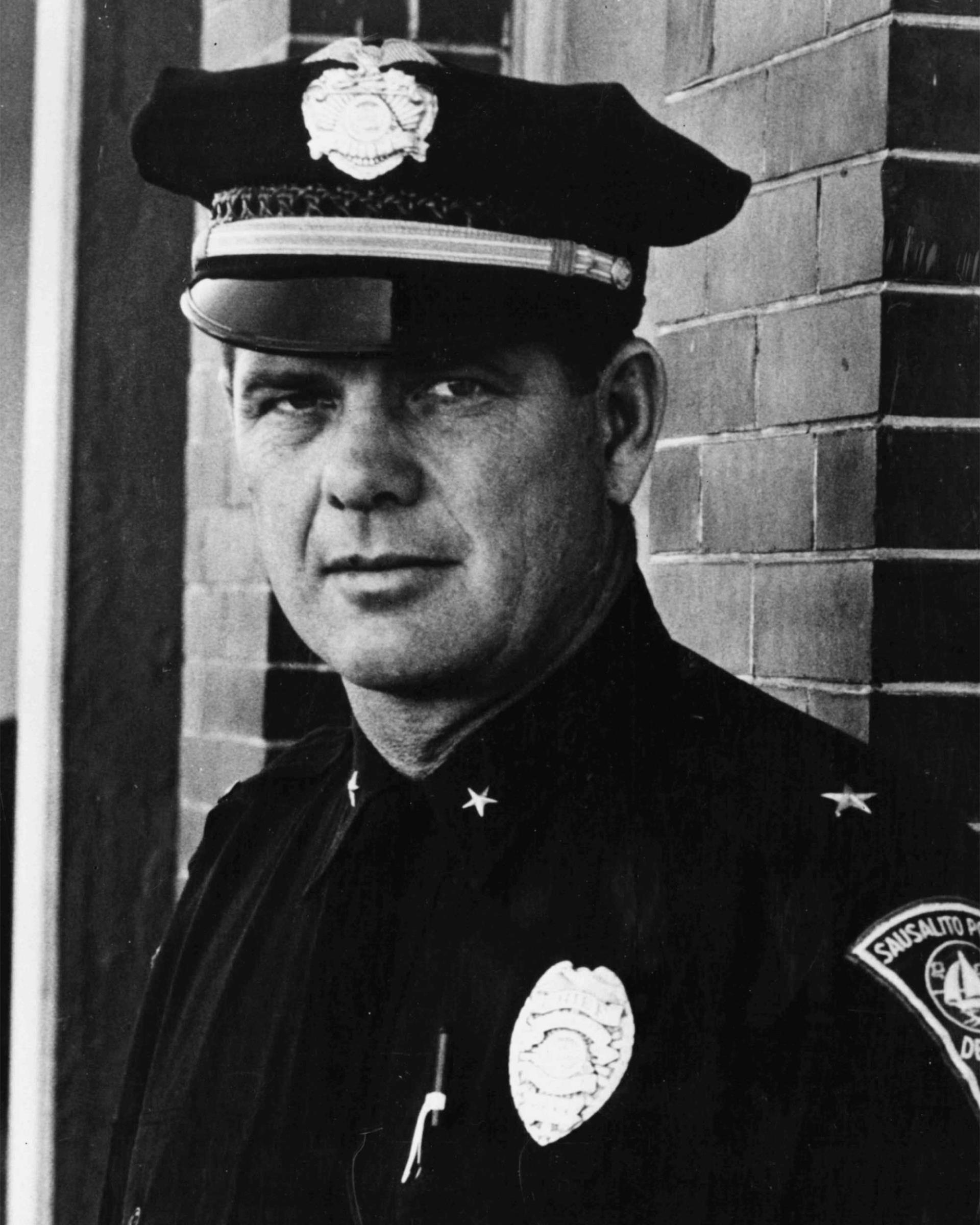 Chief Howard Goerndt (1959-1963)