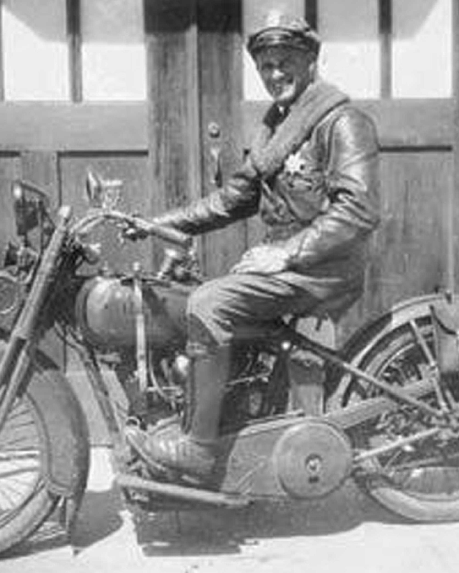 Chief Manuel Menotti (1930-1937)